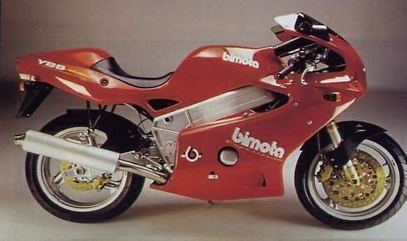 Bimota YB9 SRI (1996)
