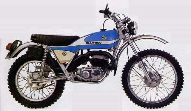Bultago Alpina 250 (1970)