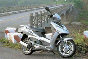 CF Moto Glory 150 (2010)