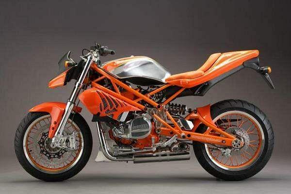 CR&S Vun Classic full orange-chrome (2014)