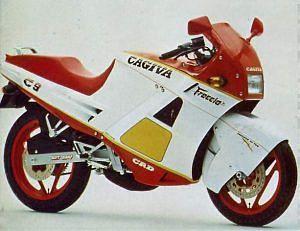 Cagiva Freccia 125 C9 (1987)