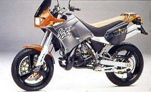 Cagiva 125 Super City (1992-99)