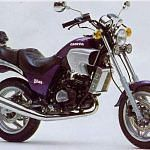 Cagiva Custom Blue 125 (1988)