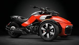 Can-Am Spyder F3-S (2015-16)