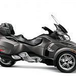 Can-Am Spyder RT Roadster (2012-13)