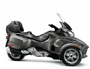 Can-Am Spyder RT Roadster (2012-13)