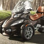 Can-Am Spyder RS Roadster (2012-13)