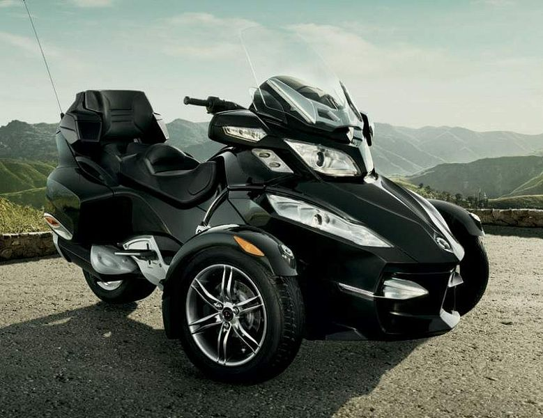 Can Am Roadster >> Can Am Spyder Rs Roadster 2010 11