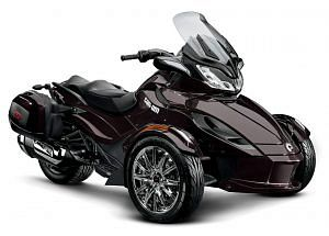Can-Am Spyder RS Roadster (2013)