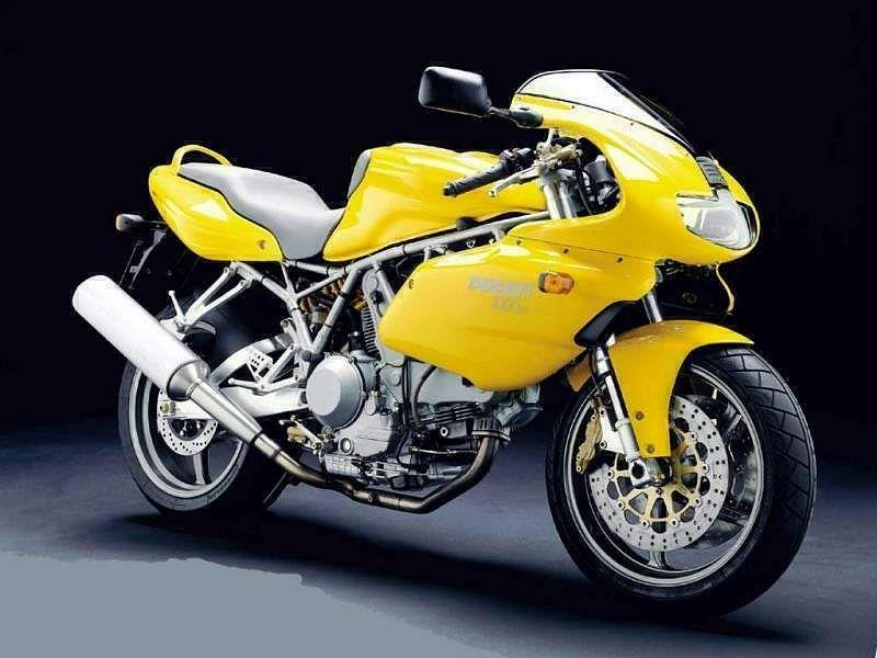 Ducati 1000 Super Sport (2005)