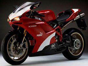 Ducati 1098 R Puma Limited Edition (2009)
