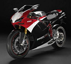 Ducati 1098 R Bayliss Limited Edition (2011)