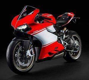Ducati 1199 Panigale SuperLeggera (2014)