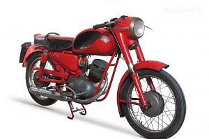 Ducati 125TV Testone (1962-68)