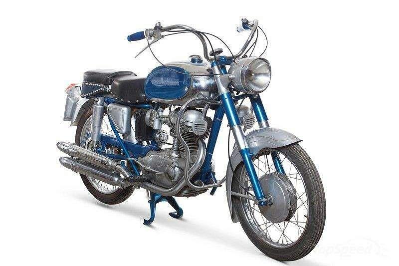 Ducati 175 Americano (1957-60)
