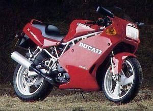 Ducati 400 SS (1991-98)