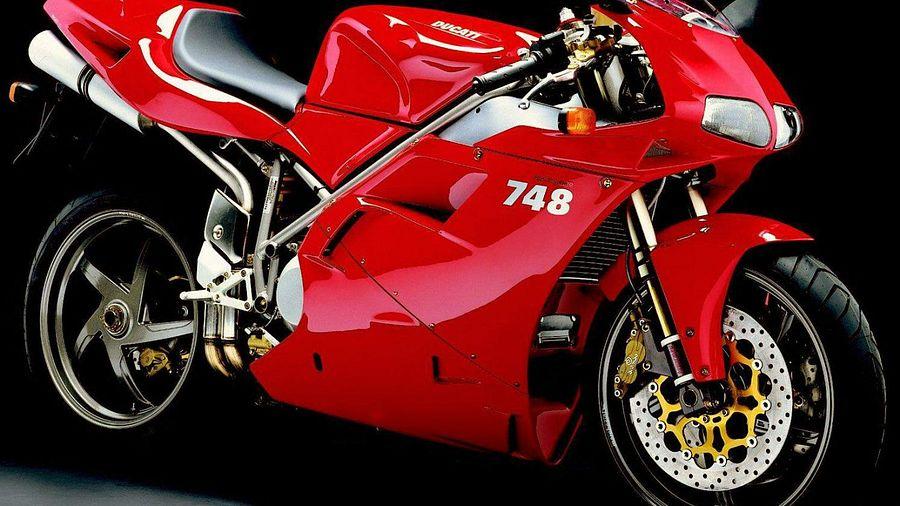 Ducati 748 Biposto (1999-00)