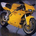 Ducati 748SPS (1998-99)