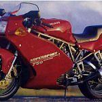 Ducati 750SS (1992)