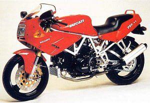 Ducati 750SS Half Fairing (1992)