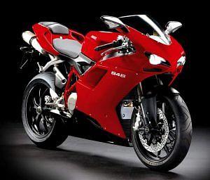 Ducati 848 (2008)