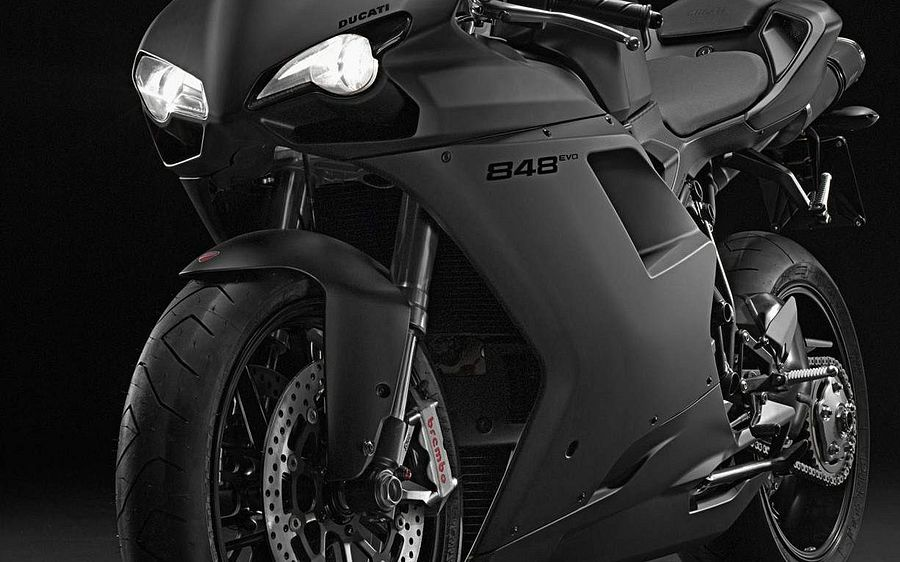 Enjoyable Ducati 848 Evo Dark 2013 Motorcyclespecifications Com Pabps2019 Chair Design Images Pabps2019Com
