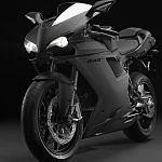 Ducati 848 EVO Dark (2013)