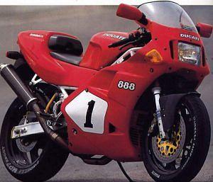 Ducati 888 SP4 (1992)
