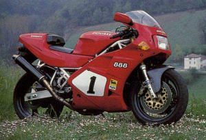 Ducati 888 SPS (1992)