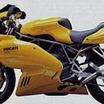 Ducati 900SS ie (2001-02)
