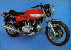 Ducati 900 GTS (1977-79)