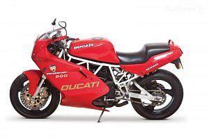 Ducati 900 SS (1992)