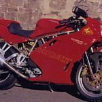 Ducati 900 SS (1997)