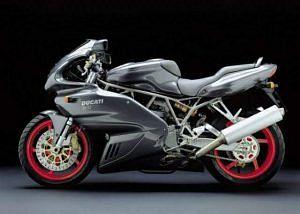 Ducati 900 SS ie (2000)