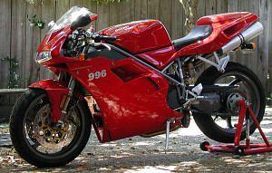 Ducati 996 (2001)