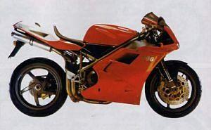 Ducati 996 SPS Pista (2000)