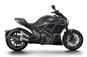 Ducati Diavel Carbon (2017-18)