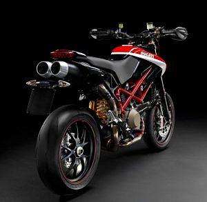 Ducati Hypermotard 1100 EVO Corse Edition (2009)