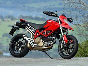 Ducati Hypermotard 1100 EVO (2009)