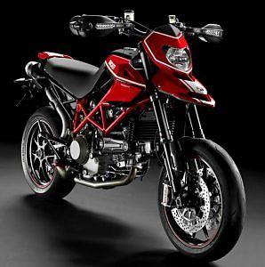 Ducati Hypermotard 1100 EVO SP (2009)