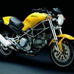 Ducati Monster 600 (1996-97)