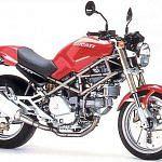Ducati Monster 750 (1996-01)