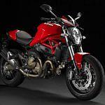 Ducati Monster 821 Stripe (2015)