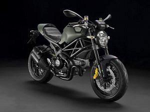 Ducati Monster 1100 EVO Diesel Special Edition (2013)