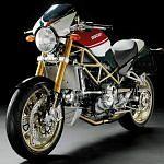 Ducati Monster S4RS Testastretta Tricolore (2008)