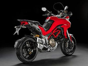 Ducati Multistrada 1200 DVT (2017)