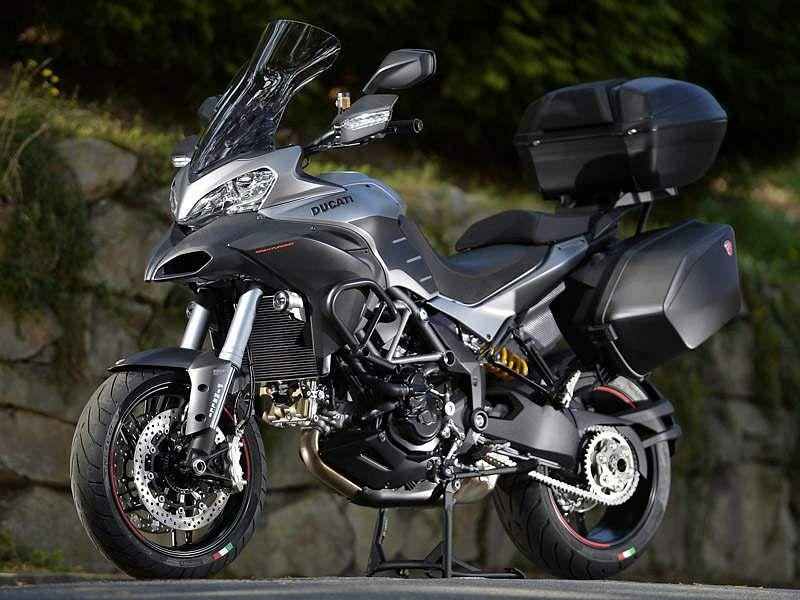 Ducati Multistrada 1200S Granturismo (2013)