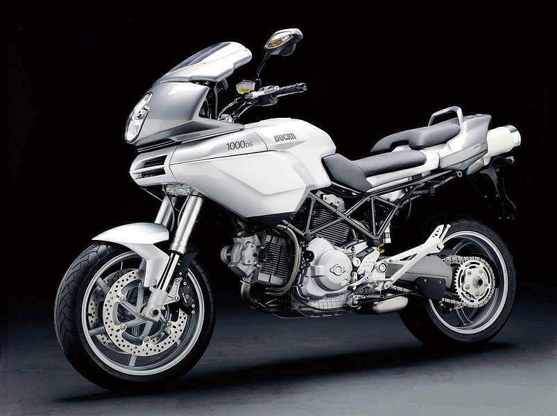 Ducati Multistrada 1000 DS (2003-04)