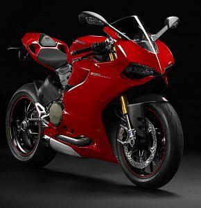 Ducati 1199S Panigale (2014)