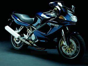 Ducati ST4 (1997-98)
